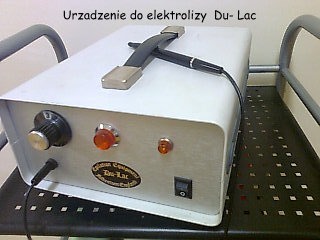 aparat do elektrolizy